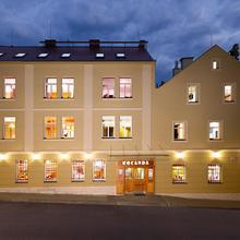 Hotel Kocanda Děčín