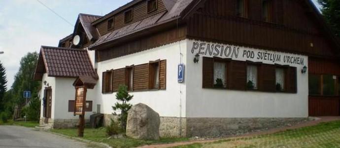 Pension Pod Světlým vrchem Albrechtice v Jizerských horách 1124980965