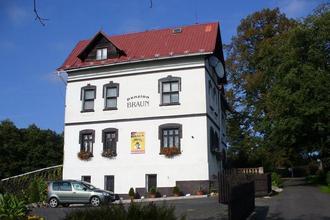 Penzion Braun Rybniště