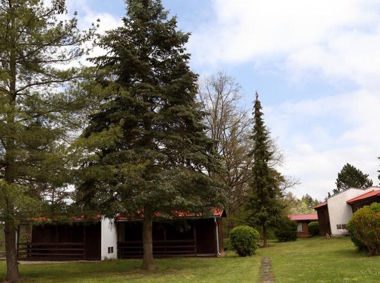 Okolí bungalovů