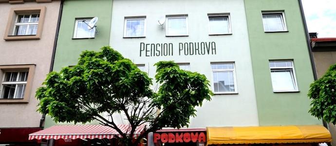 Penzion Podkova Pardubice