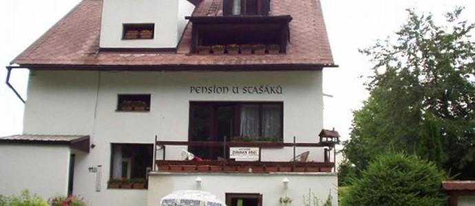 Penzion U Stašáků Jetřichovice