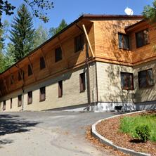 Bozeňov - budova penzionu