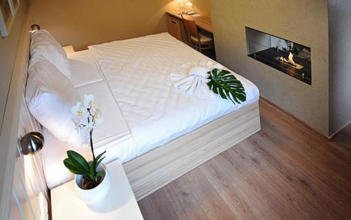 Wellness hotel Bozeňov Romantický pokoj