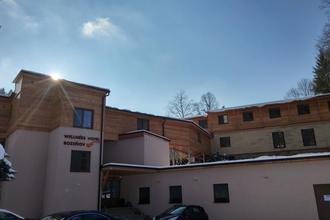 Wellness hotel Bozeňov Zábřeh