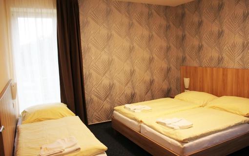 Wellness hotel Helios 3L pokoj