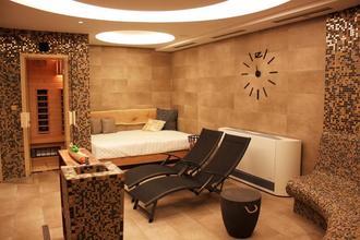 Wellness hotel Helios-Lipová-lázně-pobyt-Hřejivá relaxace na 4 noci