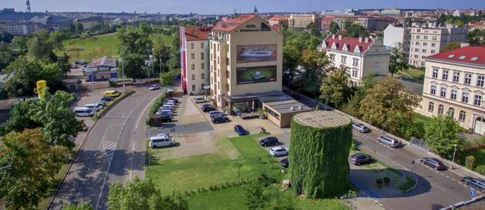 Absolutum Wellness Hotel Praha