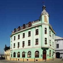 Hotel Růžek Hranice
