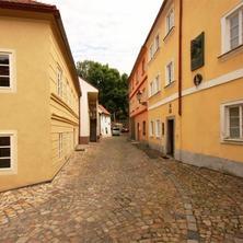 Apartmány U Zlatého Pluhu Praha 34302086