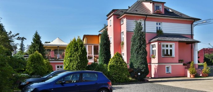 Wellness pension Rainbow ® Karlovy Vary