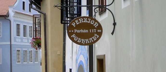 Penzion Podhradí Český Krumlov