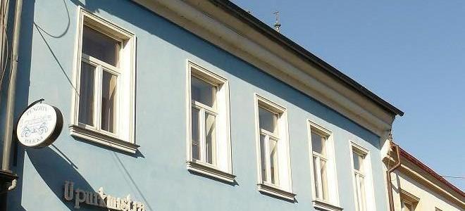 Penzion u Purkmistra Polička