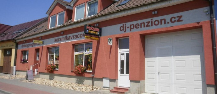 DJ penzion Vracov