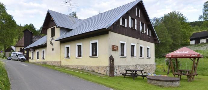Penzion Liberta Horní Maršov