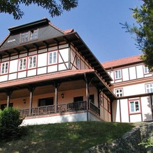Penzion Diana Teplice nad Bečvou