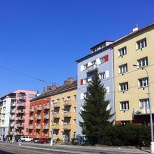 Panorama Brno West