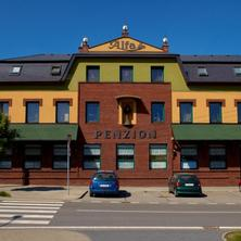 Penzion Alfa Moravský Písek