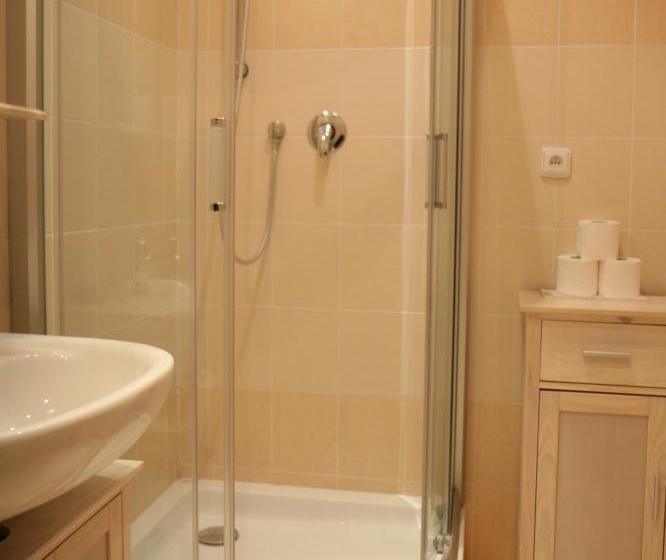 Nově zrekonstruované koupelny
