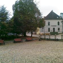 Budova penzionu na Tržním náměstí