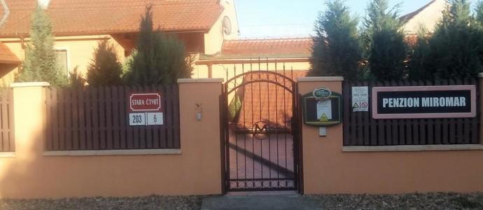 Penzion a Apartmány Miromar Podivín