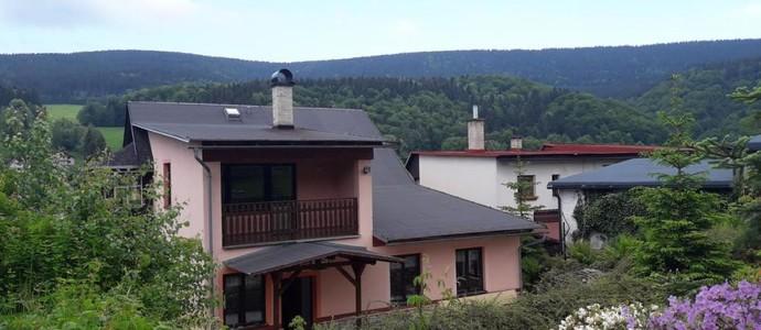 Vila Pramínek Horní Maršov