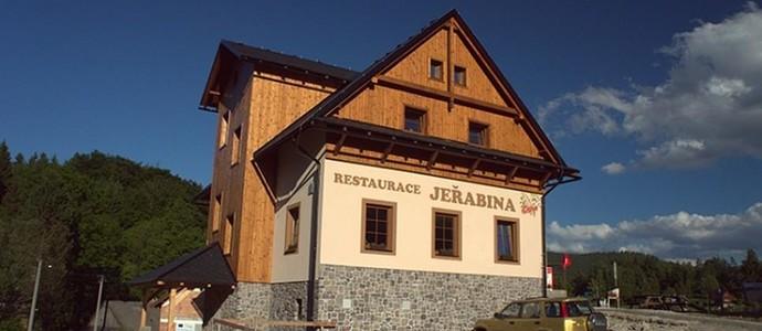 Penzion Jeřabina Ostružná