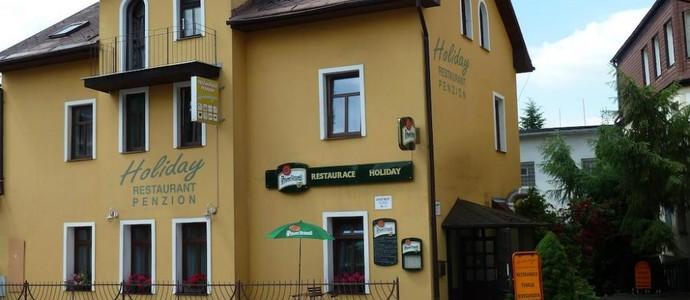 Pension - Restaurant HOLIDAY Mariánské Lázně