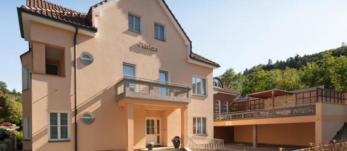Apartmány - Villa Marion Luhačovice
