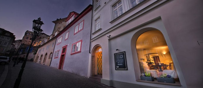 Design Hotel Neruda Praha
