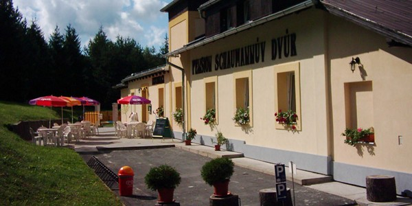 Pension Schaumannův Dvůr Karlovice 1133518041