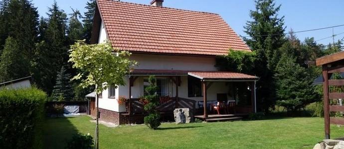 Chata Pustevny Prostřední Bečva