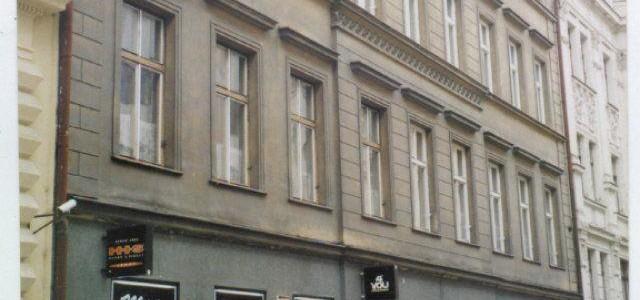 Apartmán Štěpánská Praha