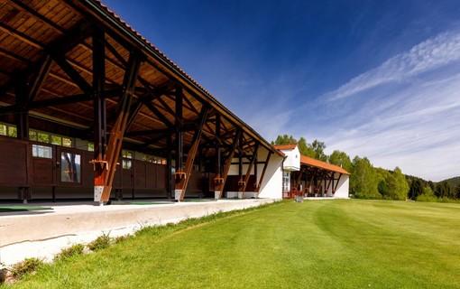 Víkendový wellness a sport pro rodiny s dětmi na 2 noci-Cihelny Golf & Wellness Resort 1153659611
