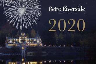 Luxury and Wellness Hotel Retro Riverside-Březová-pobyt-Silvestrovský balíček