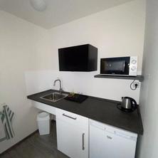 Kuchyňka pro ohřev - Kamýk nad Vltavou