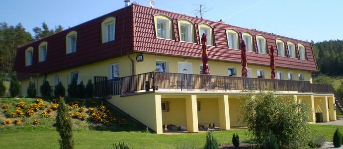 Penzion Kamejk Kamýk nad Vltavou