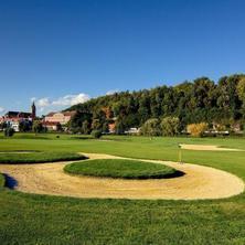 Hotel Podhrad-Hluboká nad Vltavou-pobyt-Víkendový golf