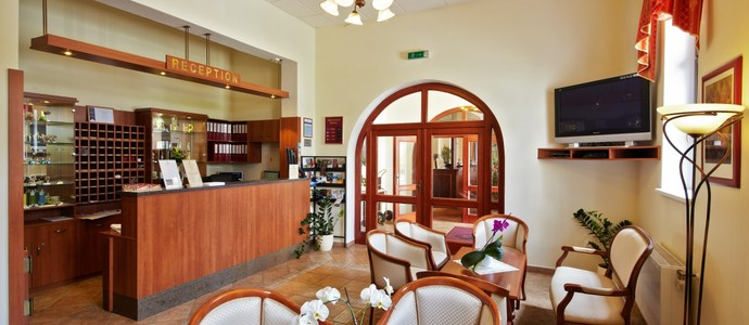 Hotel Podhrad Hluboká nad Vltavou 4756