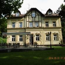 Villa Berolina Mariánské Lázně