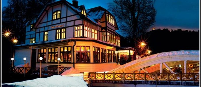 Hotel Villa Hubertus Špindlerův Mlýn