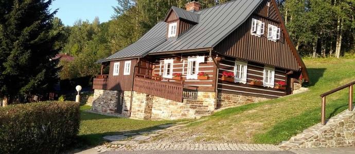 Chalupa Novák Rokytnice nad Jizerou