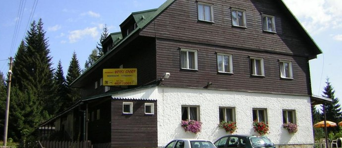 Horský hotel Sport Josefův Důl