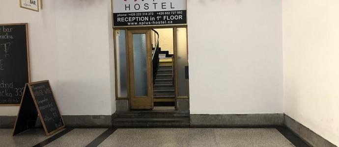 A Plus Hostel - Centrum Praha