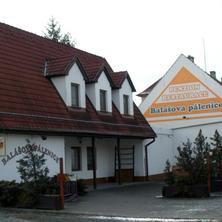 Penzion a restaurace Balášova pálenice Bzenec
