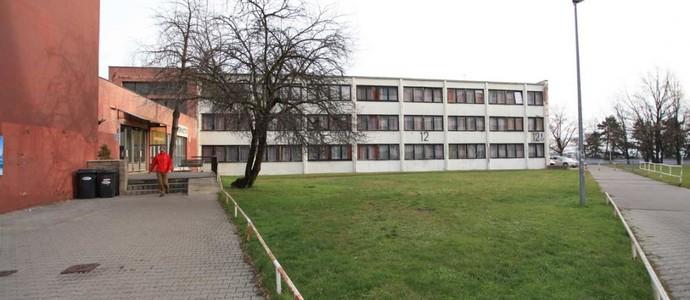 VŠ kolej Strahov Praha