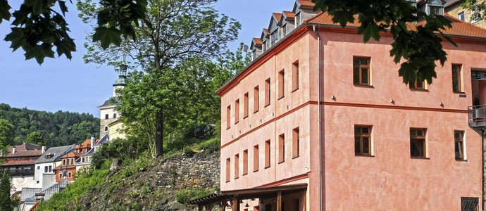 Hotel Stein Elbogen Loket