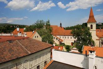 Zámecká apartmá - Dům u Trumpetisty Český Krumlov