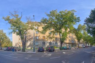 VŠ kolej Bubeneč Praha