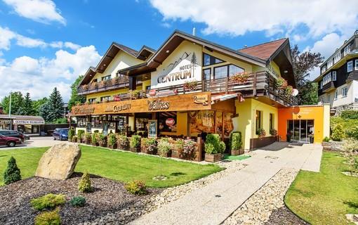 Nabitý wellness pobyt ve všední dny-Hotel Centrum Harrachov 1153848375